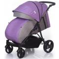 Babyhit Коляска прогулочная Parkway Фиолетовый с серым