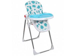 Capella S-202 - стульчик для кормления (голубой)