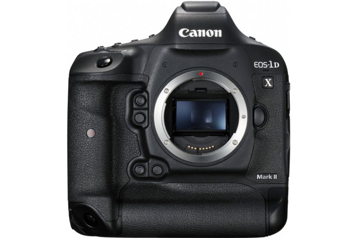 Зеркальный фотоаппарат Canon EOS 1D X Mark II Body