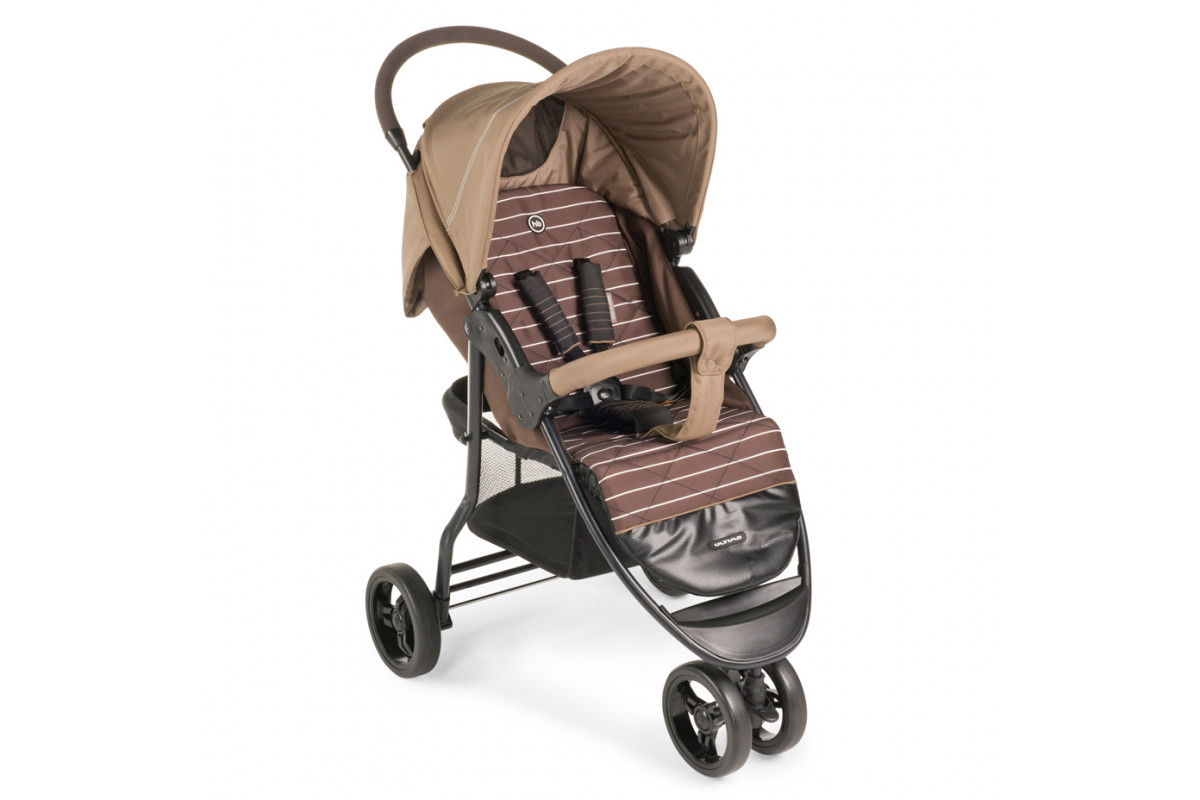 Happy Baby Ultima - прогулочная коляска бежевый