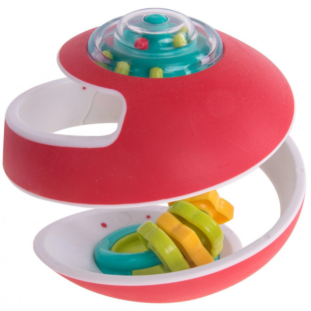 Погремушка Tiny Love Чудо-шар (550) красный