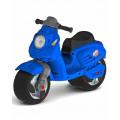 Каталка-мотоцикл беговел Скутерсиний