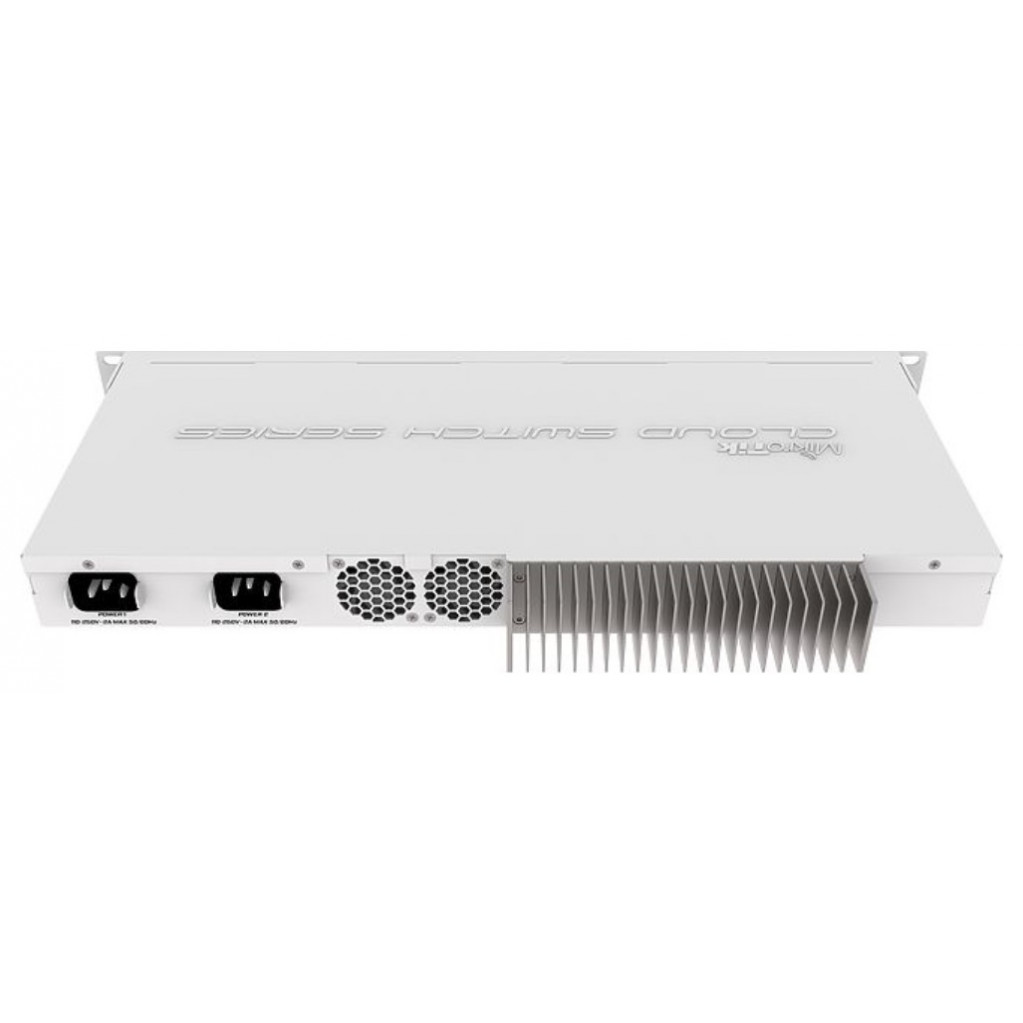 Маршрутизатор MikroTik 16 SFP+ CRS317-1G-16S+RM
