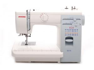 Швейная машина Janome 5515 белый