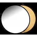 Отражатель 2в1 Raylab RF-09 золото/белый 80см