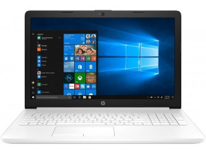 "Ноутбук HP 15-da0080ur <4JU06EA> i3-7020U (2.3)/4Gb/128Gb SSD/15.6""FHD AG/Int Intel HD/No ODD/Cam HD/Win10 (белый)"