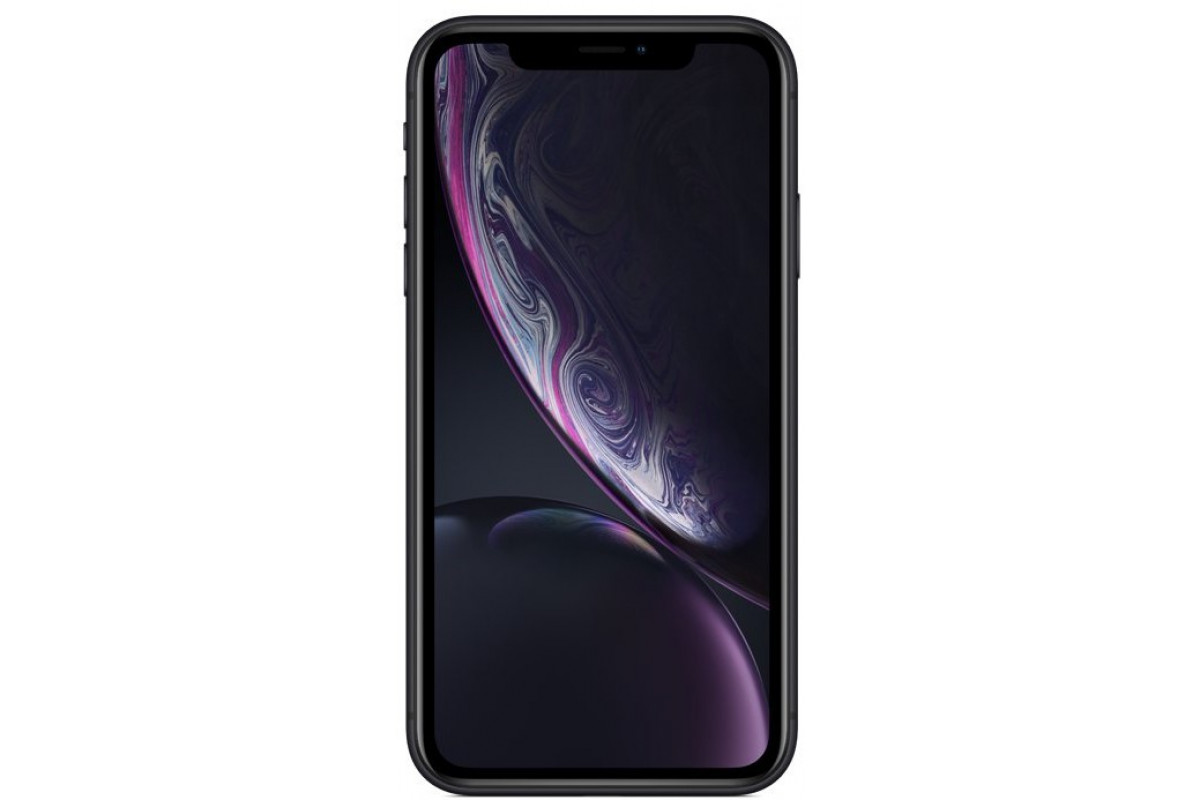 Смартфон Apple iPhone XR 128GB Черный A2105 EU