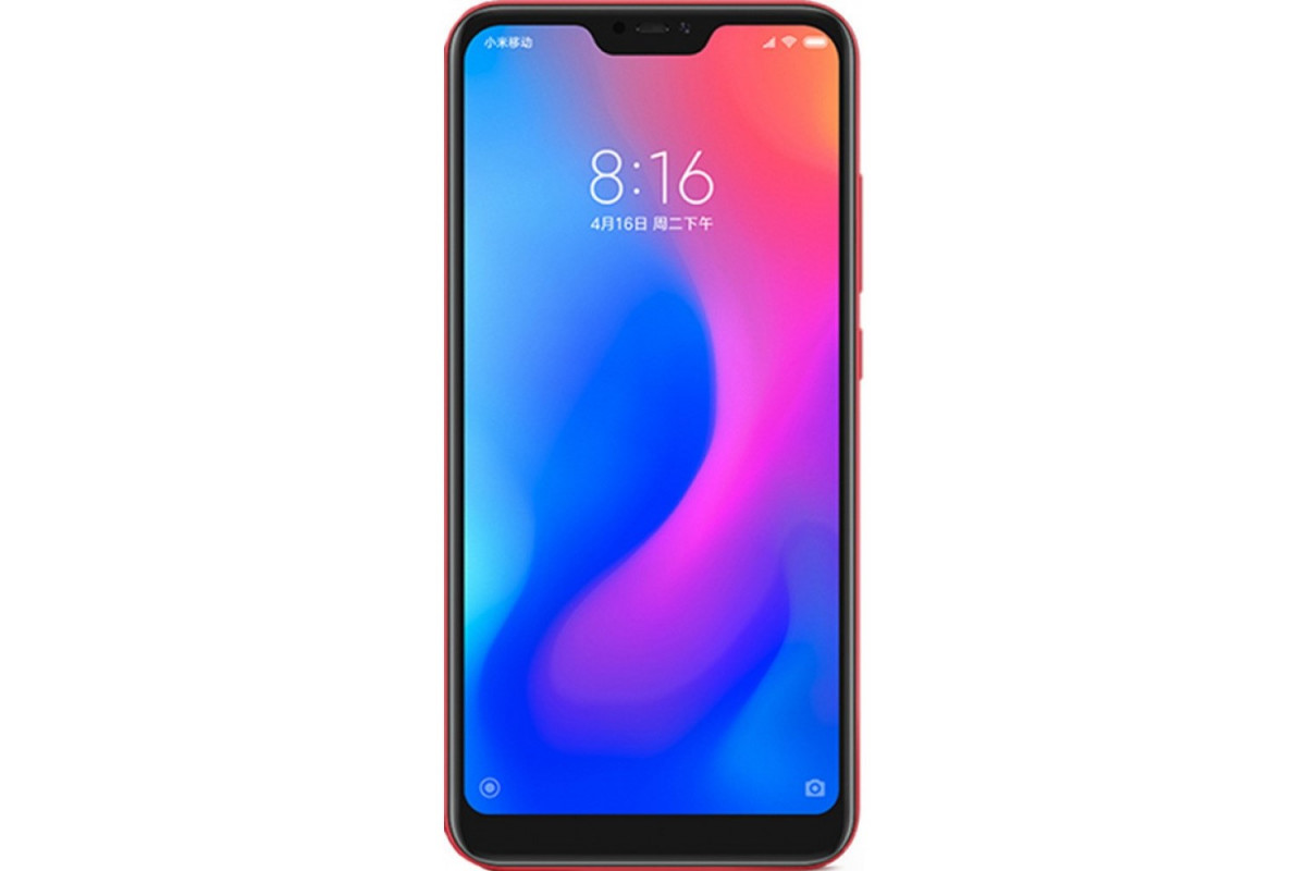Смартфон Xiaomi Mi A2 Lite 3/32Gb Red (Красный) EU