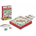 Монополия дорожная игра Hasbro