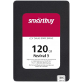 "Накопитель SSD 2.5"" Smartbuy 120Gb Revival3 <SB120GB-RVVL3-25SAT3> (SATA3, up to 550/380Mbs, 3D TLC, PS3111, 7mm)"