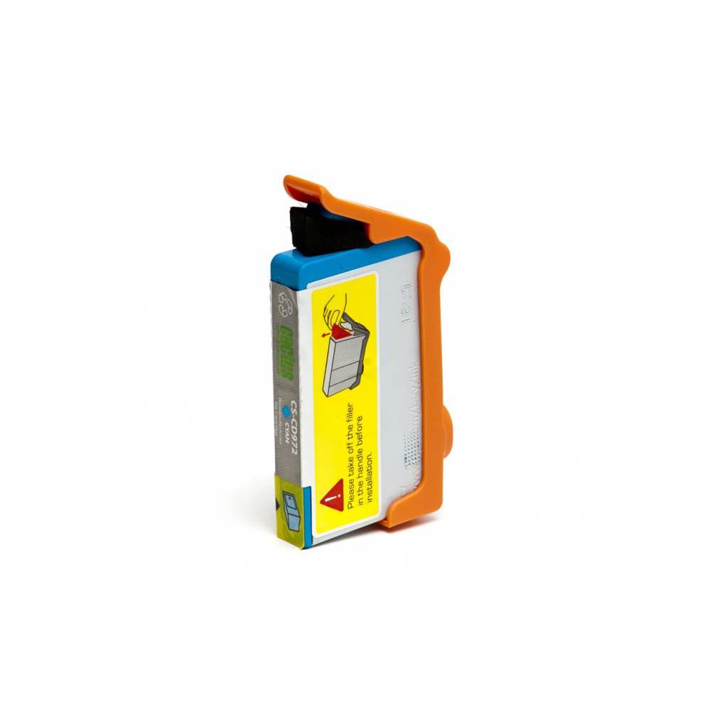 Картридж Cactus CS-CD972 №920XL (синий) для HP Officejet 6000/6500/7000/7500, 11мл