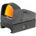 Прицел коллиматорный Veber черный Fox 123 RD Weaver