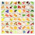 Игровой набор PAREMO Лото грибы-ягоды