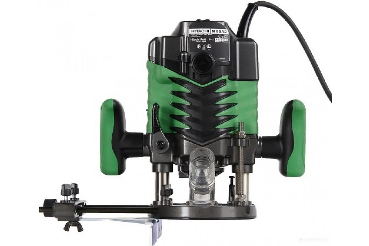 Фрезер Hitachi M8SA2  900Вт 25000об/мин макс.ход 50мм диам.хв.8мм