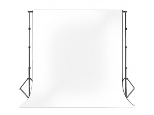 Фон виниловый FST 1,60м*3,40м белый