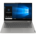 "Ноутбук Lenovo ThinkBook 14s Yoga-ITL (Intel Core i5 1135G7 2400MHz/14""/1920x1080/8GB/256GB SSD/Intel Iris Xe Graphics/Windows 10 Pro), серый"