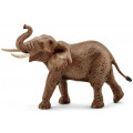 Фигурка Schleich Африканский слон, самец
