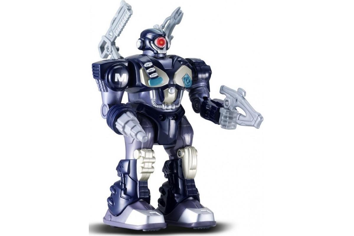 Happy Kid Игрушка-робот Polar Captain, 17,5 см