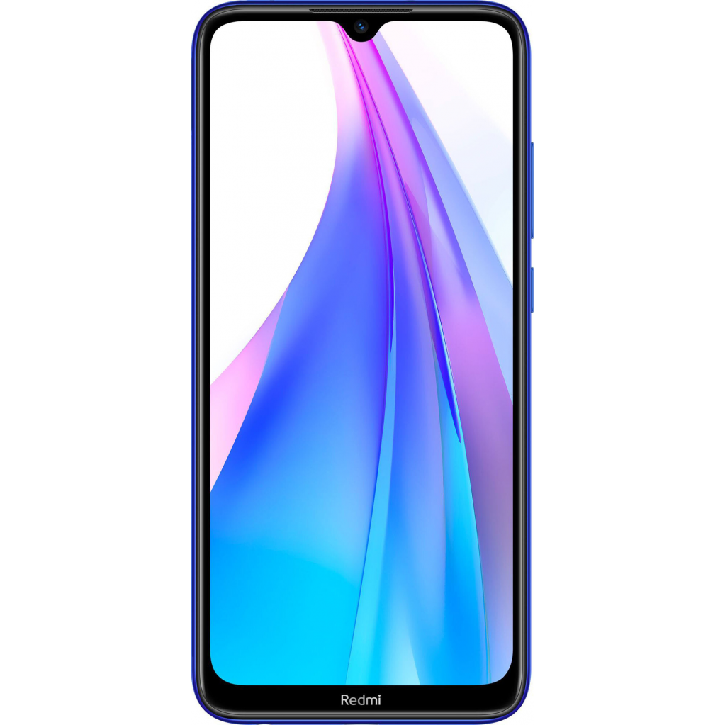 Смартфон Xiaomi Redmi Note 8T 4/64GB Blue (Синий) Global Version