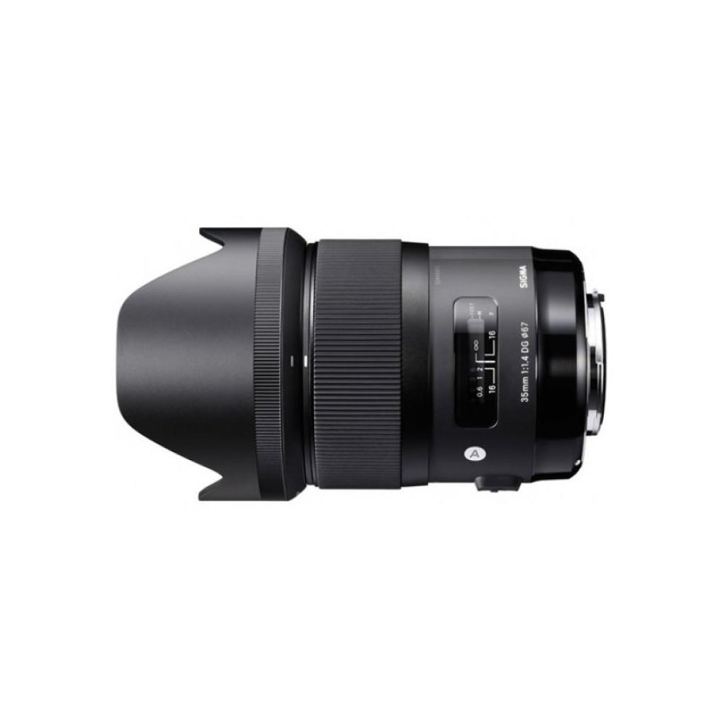 Sigma AF 35mm f/1.4 DG HSM ART Canon EF (