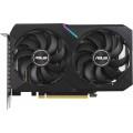 Видеокарта Asus GeForce RTX 3060 Dual OC 12Gb LHR V2 (DUAL-RTX3060-O12G-V2)