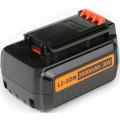 Аккумулятор TopON для Black & Decker 36V 2.0Ah (Li-Ion) PN: BL20362.