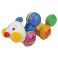 K'S Kids Развивающая игрушка Гусеничка: нажми и догони