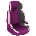 Leader Kids Регата - автокресло 15-36 кг 2-3 гр. фиолет розовый