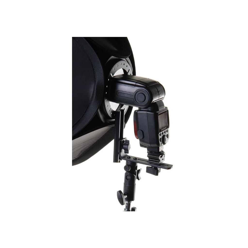 Софтбокс Falcon Eyes EB-060 (60*60cm) с переходником для накамерных вспышек