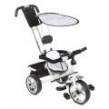 Capella Town Rider - детский трехколесный велосипед с колесами EVA белый (белый)