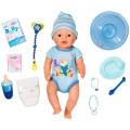 Zapf Creation Baby born Кукла-мальчик Интерактивная, 43 см