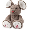 Kaloo Руж Мышка средняя Шоколад - мягкая игрушка