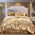 Постельное белье шёлковое Luxe Dream Couture home Висконти евромакси (с нав. 50х70)