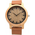 Наручные часы из бамбукового дерева, тип 1