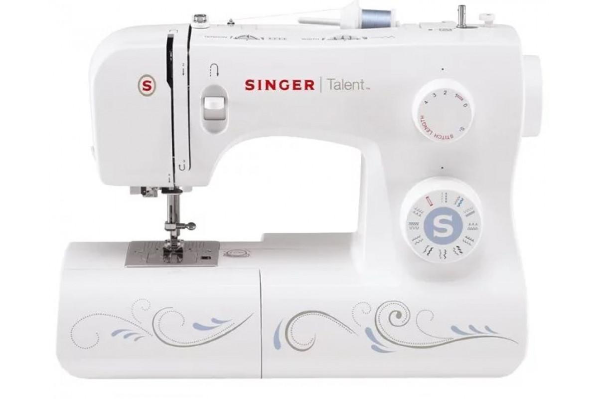 Швейная машина Singer Talent 3323 белый