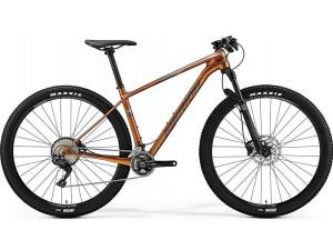 "Велосипед Merida Big Nine 5000 Copper (Brown/Silver) 2019 M(17"")(89878)"
