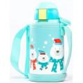 Детский термос Xiaomi Viomi Children Vacuum Flask 590 ml, голубой