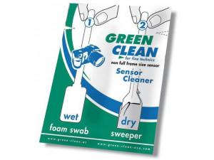 Одноразовые мини-швабры Green Clean SС-4070 для чистки неполноразмерных матриц