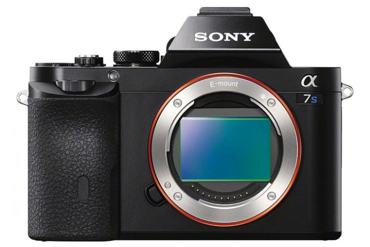 Фотоаппарат Sony Alpha А7S Body