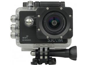 Экшн камера SJCAM X1000 Wi-Fi, черная (восстановленный)