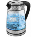 Чайник Scarlett SC-EK27G58 1.7л. 2200Вт сталь (стекло)