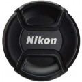 Крышка Fujimi FJLC-1/N-77U с надписью Nikon 77mm
