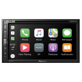 Автомагнитола CD DVD Pioneer AVH-Z5200BT 2DIN 4x50Вт