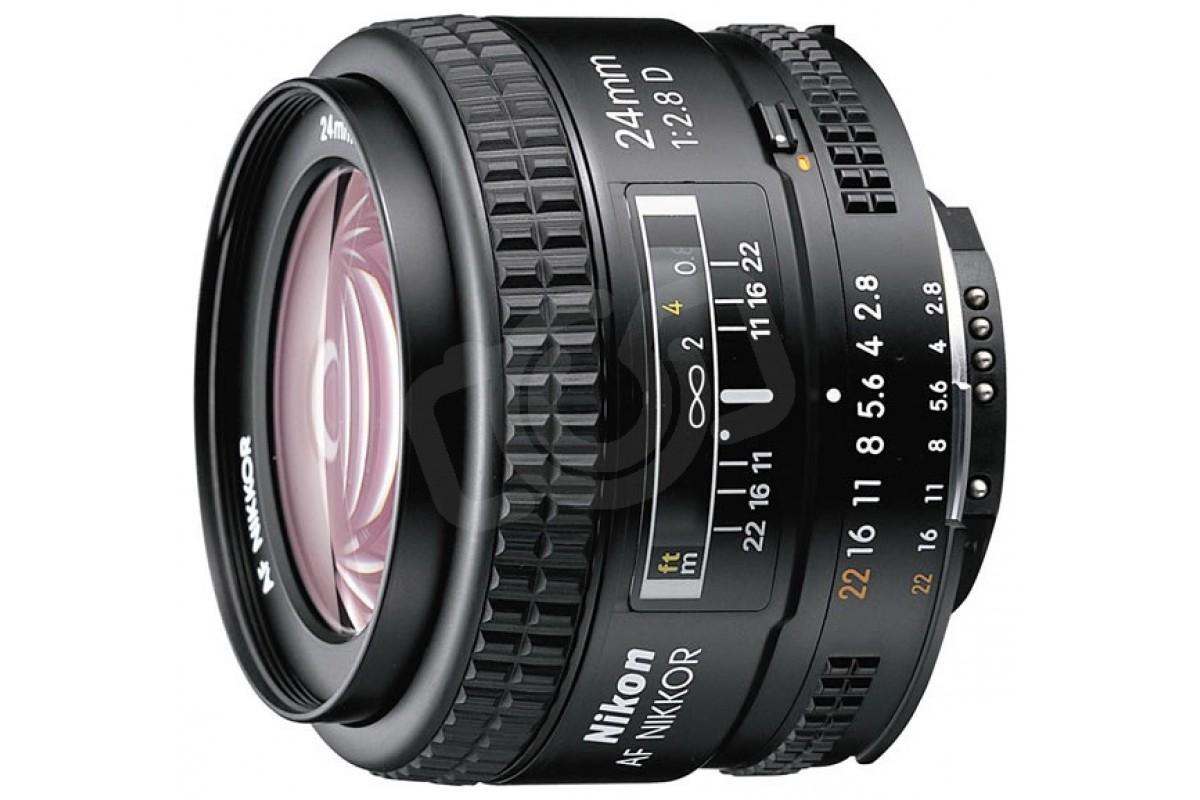 Nikon 24mm f/2.8D AF Nikkor (