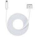 Кабель питания для Macbook Pro / MacBook Air, белый