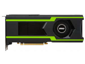 Видеокарта MSI PCI-E GTX 1080 Ti AERO 11G OC nVidia GeForce GTX 1080Ti 11264Mb 352bit GDDR5X 1506/11016/HDMIx1/DPx3/HDCP Ret