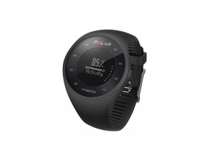 Спортивные часы Polar M200 Black