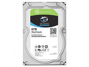 """Жесткий диск HDD 6TB Seagate SkyHawk ST6000VX0023 3.5"""" SATA 6Gb/s 256Mb 7200rpm"""