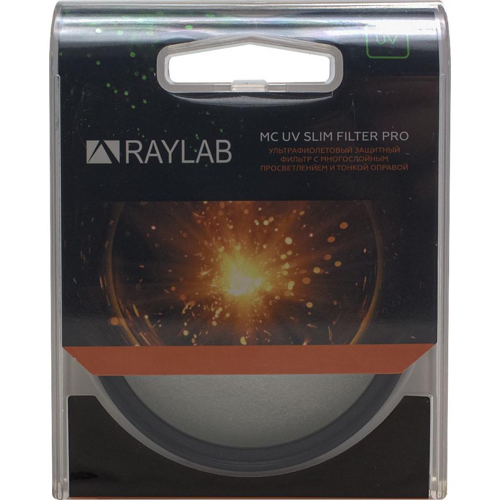 Фильтр защитный ультрафиолетовый RayLab UV MC Slim Pro 58mm