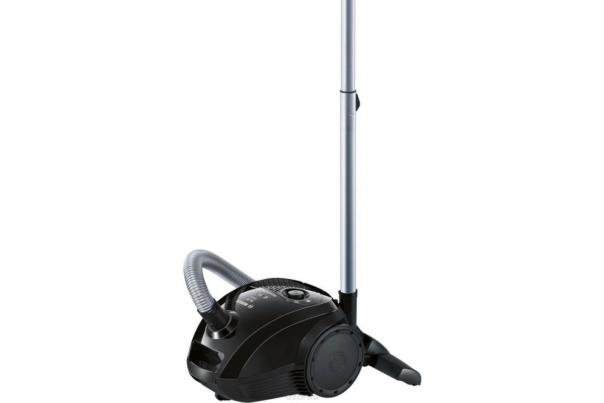 Пылесос Bosch BGB21550 черный